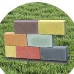 Тротоарни павета от пластичен бетон