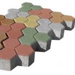 Тротоарни павета от пресован бетон